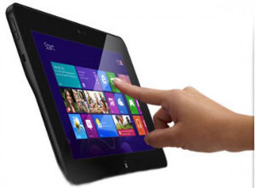 Dell Latitude LAT10e-2633BK 10.1-Inch Tablet