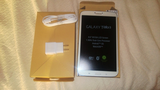 The Samsung Galaxy Tab 3 is an amazing tablet because it's very intuitive and there are so many storage options. I have to store a ton of things and transfer a lot of files. The Tab 3 allows me to do these things with ease.