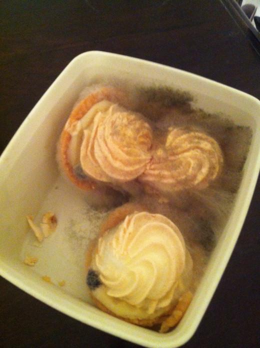 Anyone care for a lemon meringue?