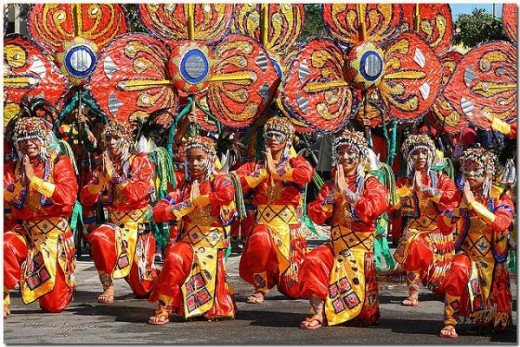 Kadayawan Festival is a celebration of bountiful harvest in the land and sea.