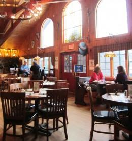 The C-Pub of Canterbury Village.