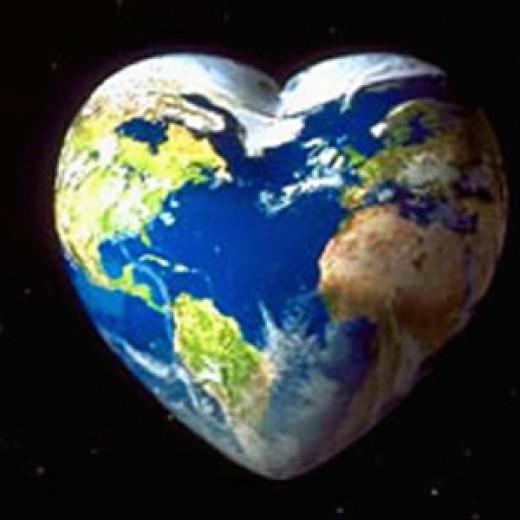 Love planet earth