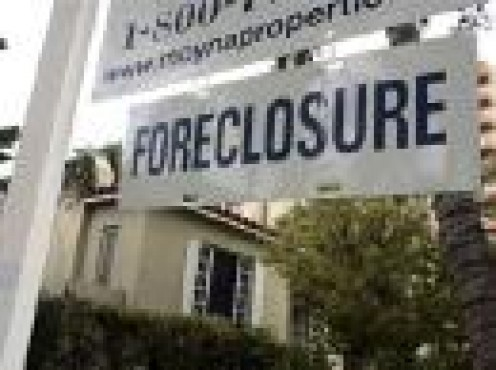 Our Economy Needs Help People-Stop Foreclosures