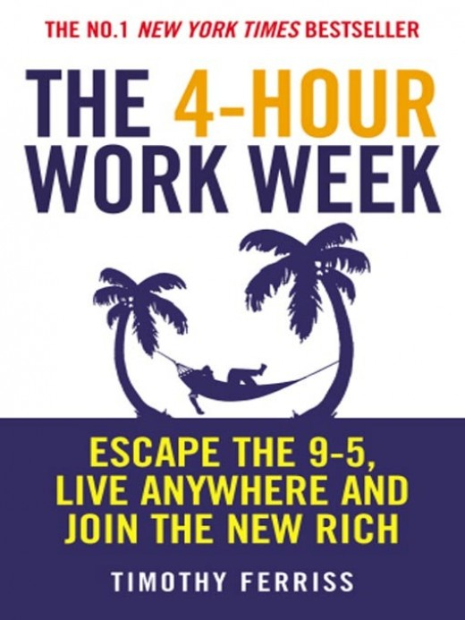 4-Hour Work Week by Timothy Ferriss