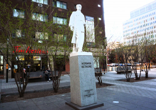 Dr. Norman Bethune (1890-1939)