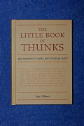 Literature Review - The Little Book of Thunks; (Part 1) Philosophy for Children and for Everyone Else