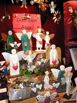 Autobiographical Writing - A Christmas Story - 'Perfect Angel' - A childhood memory.