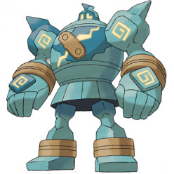 Pokémon X and Y Walkthrough, Pokémon Move Sets: Golurk