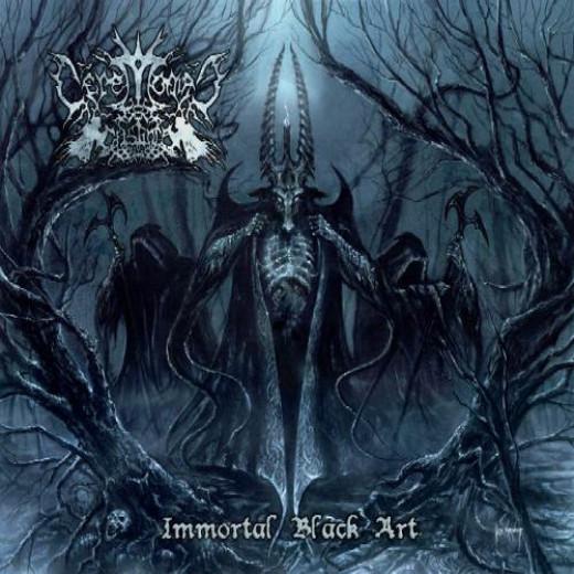 Ceremonial Castings - Immortal Black Art