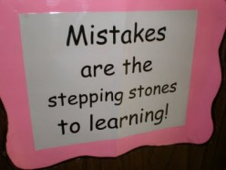 Children Do Make Mistakes- That's A Part Of  Their Growth, Exploration, And Eventually Becoming Self-Assured