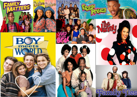 Timeless family television shows of the 80 39 s and 90 39 s for Classic house list 90s
