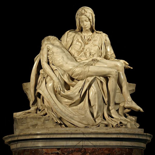 Michaelangelo's sculpture of the Virgin Mary cradling the dead body of Jesus.  What was this sculpture called?