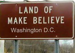Make Believe Washington - Sham Wow!