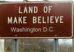 Make Believe Washington - Sham Wow!