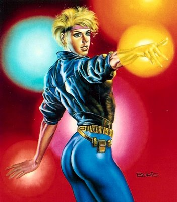 Dazzler Jacket Costume