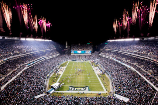Lincoln Financial Field: Home of the Eagles