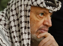 Yasser Arafat in good health