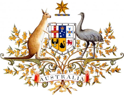 Not all Australian animals are as cute and cuddly as the ones depicted on the coat of arms