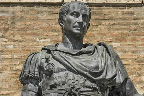 He came, he saw, he conquered, but Julius Caesar's love life was very complicated indeed.