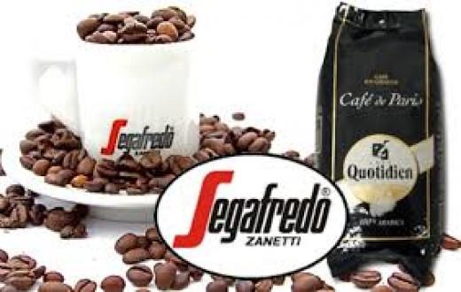 Segafredo coffee makes a great espresso!