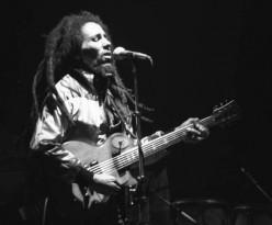 Bob Marley Sings Against Imperialism and Slavery, for the Buffalo Soldier
