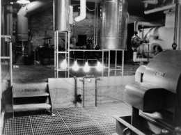 The first production of usable nuclear electricity by Argonne National Laboratory in Idaho occured in December 20, 1951, when four light bulbs were lit with electricity generated from the EBR-1 reactor.