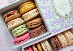 How To Make Laduree French Macarons