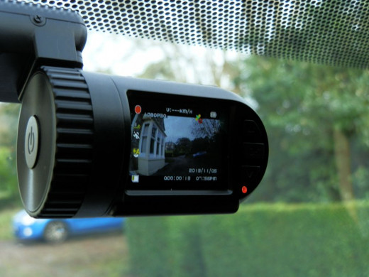 eprance mini-DVR dashcam