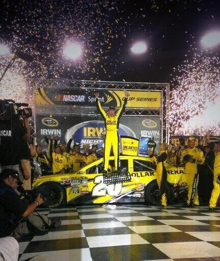 Kenseth has seven wins this year and with one more would guarantee himself the win tiebreaker going into Homestead