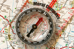 Moral Compass from Jon Wason flickr.com