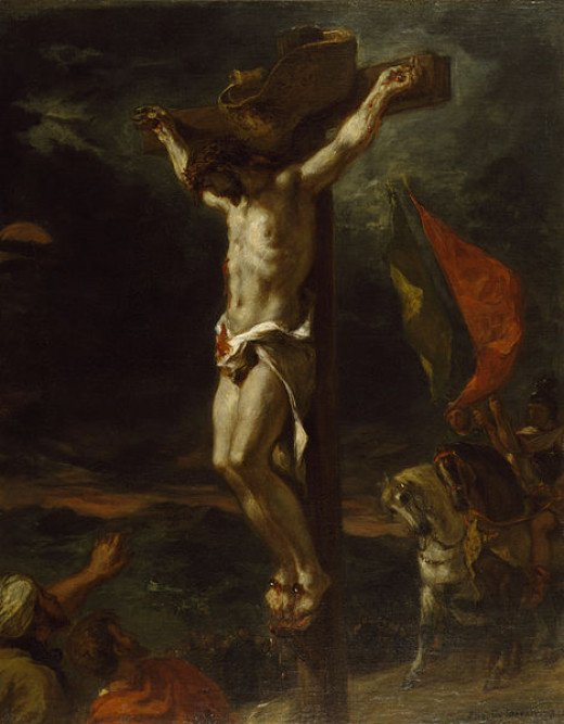 Jesus' death on the cross has no meaning if he was merely a man, or if he was only God appearing to be flesh and blood.