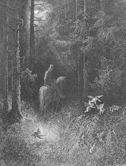 """Sprites"" by Gustave Dore"