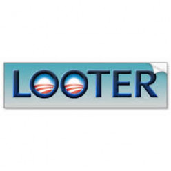 Justice For Looters And Moochers