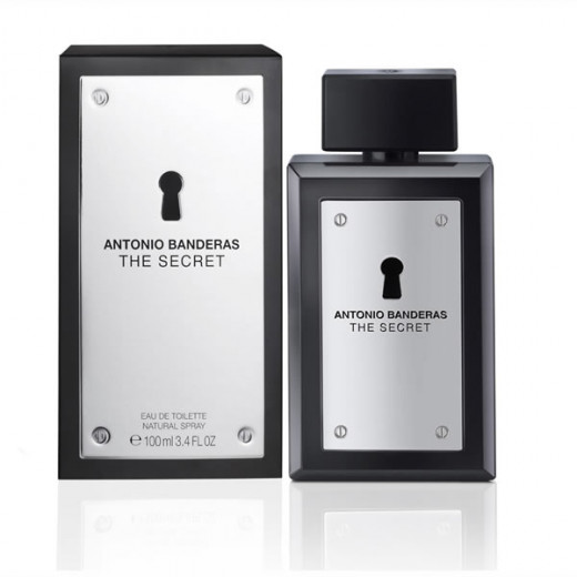 Antonio Banderas The Secret fragrance