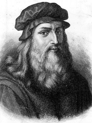 Leonardo Da Vinci --a genius