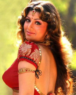 Rambha: Sexy South Indian Actress