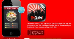 Urban Personal Protection Equipment - Apps, Clothing and Accessories