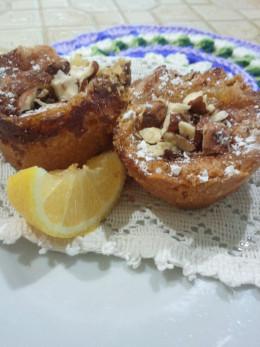 Lemon Muffin Cups!