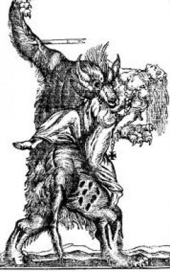 Werewolves, Wild Men and Demons