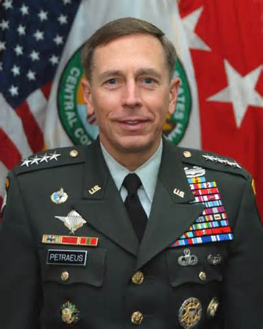 David Petraeus is the former director of the Central Intelligence Agency and earned his MPA and Ph. D. from Princeton University.