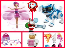 What Are The Top Toys For Christmas 2013?