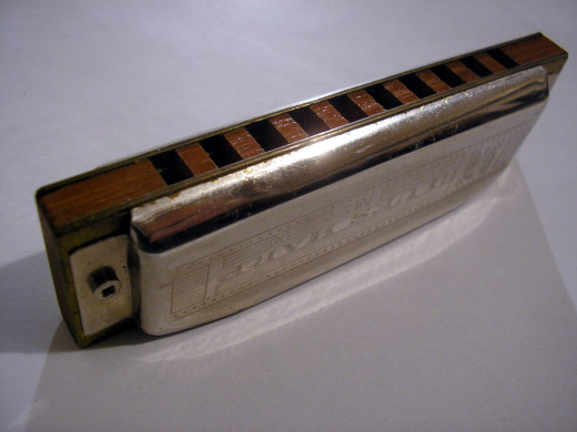A brand new harmonica to help patients breathe