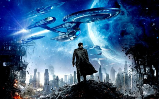 In the sci-fi film Star Trek Into Darkness the planet Nibiru comes to lif e on the big screen