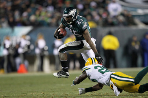 NFL's Leading Rusher: LeSean McCoy