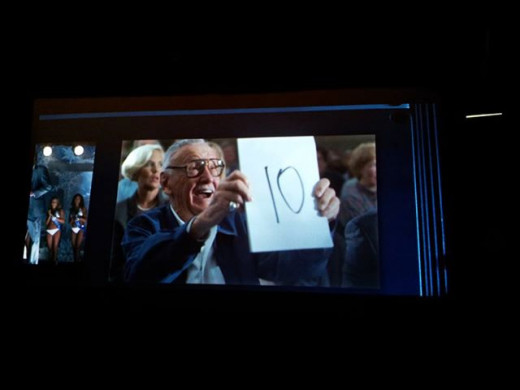 Stan Lee Cameo in Iron Man 3