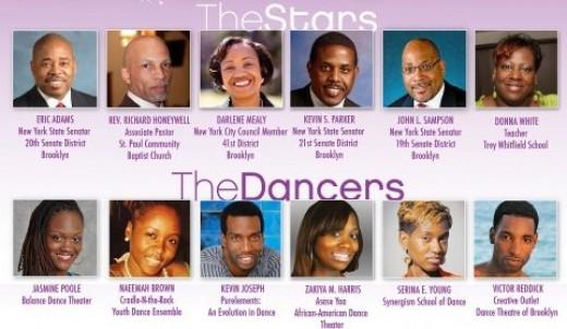 2012 Dance Participants