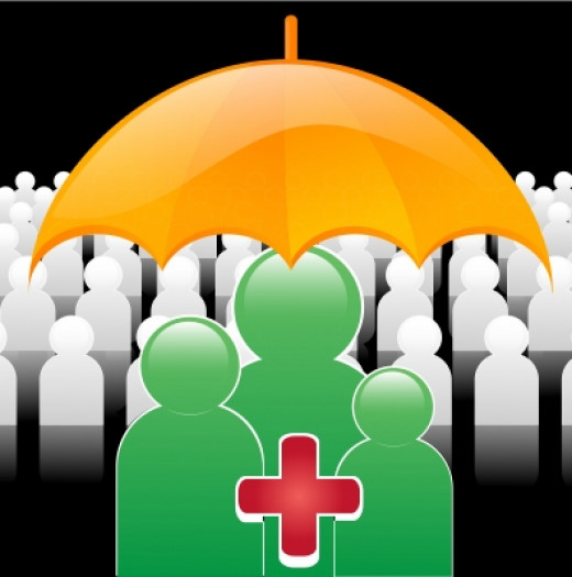 You are required by US law to have health insurance
