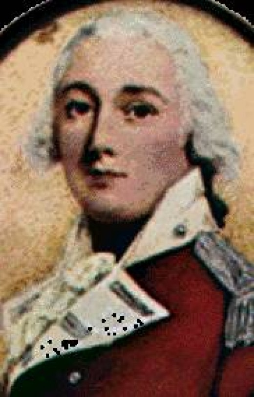 Major John Pitcairn, 1722 - 1775