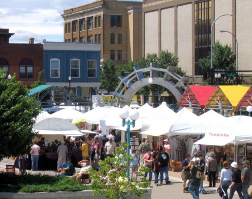 Downtown Grand Forks