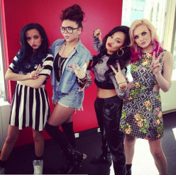 Steal Little Mix's Style